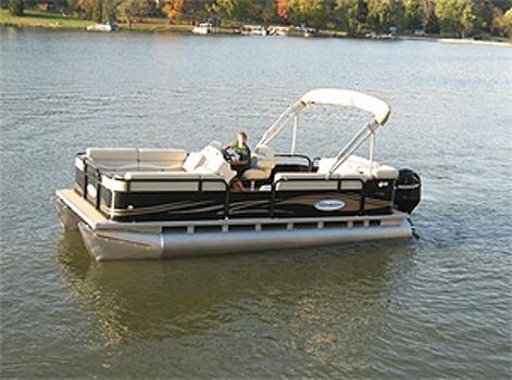 2. Boat Rental on Kentucky Lake