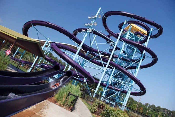 These 11 Waterparks In Sc Are A Blast For Everyone