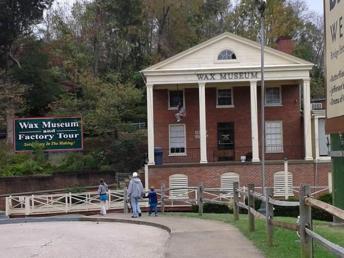 6. Natural Bridge Wax Museum, Natural Bridge