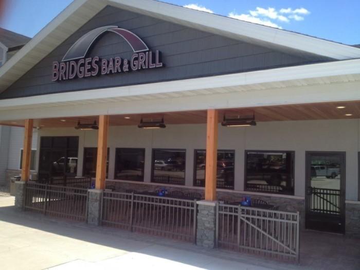 9. Bridges Bar & Grill - Valley City, ND
