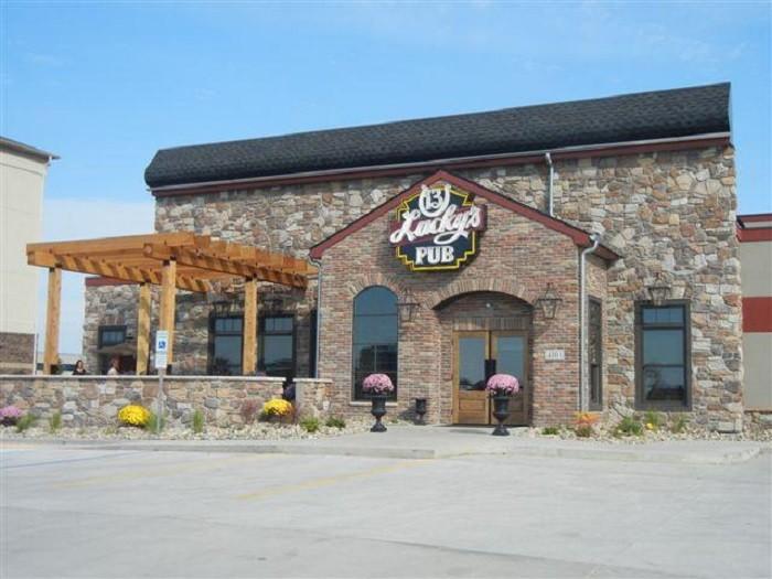 6. Lucky's 13 Pub - Fargo, ND