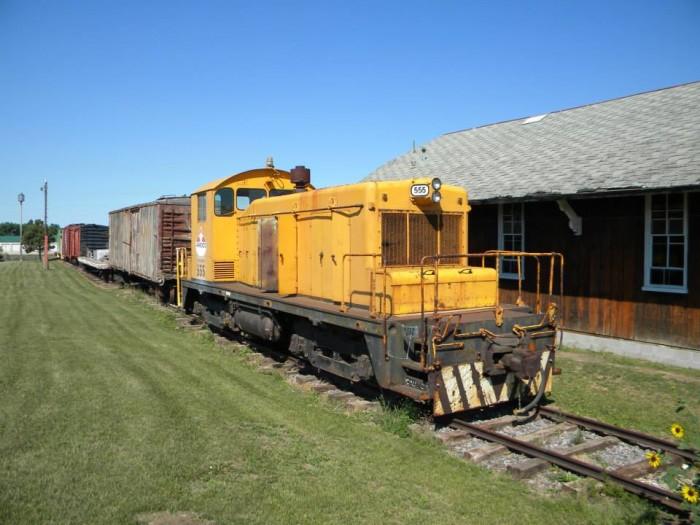 1. North Dakota Railroad Museum - Mandan, ND