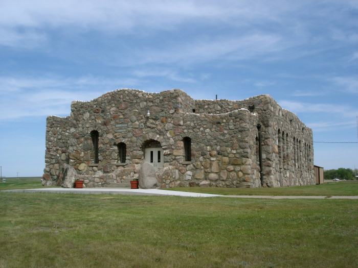 8. Paul Broste Rock Museum - Parshall, ND