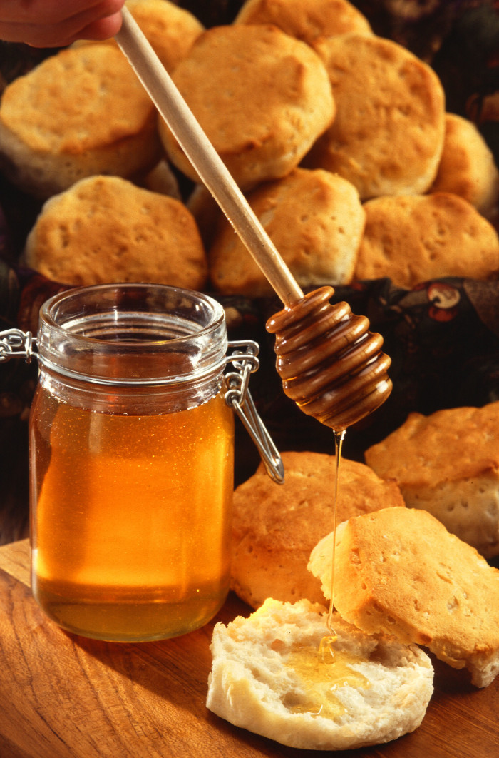 3. HONEY: North Dakota produces more honey than any other state.