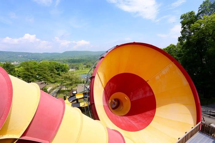 NJ Action Park Funnel