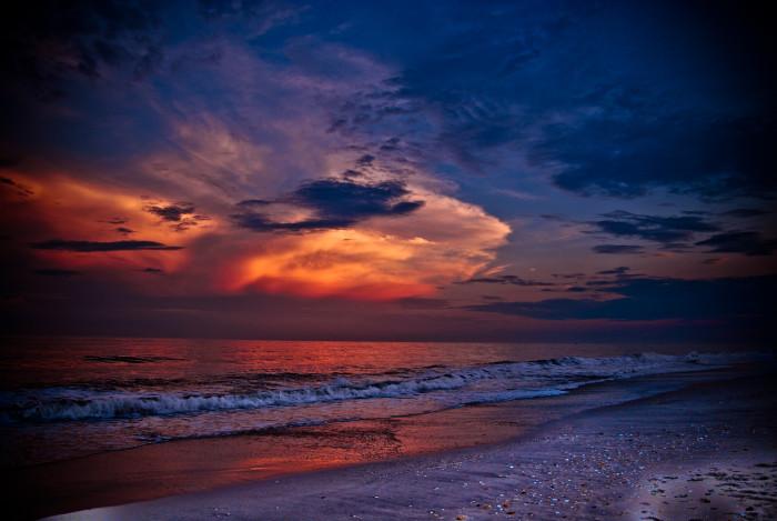 6. The Beaches