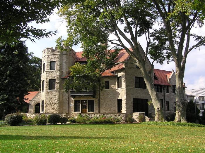 5. Breidenhart Castle, Moorestown