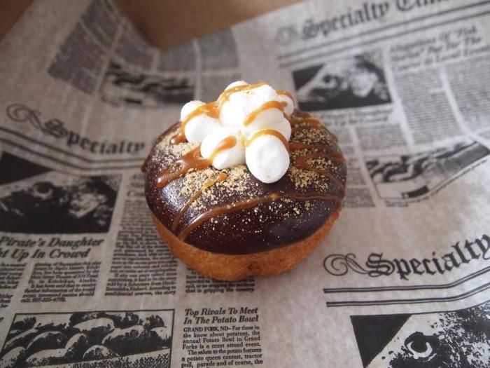 NJ Broad Street Smores Donut