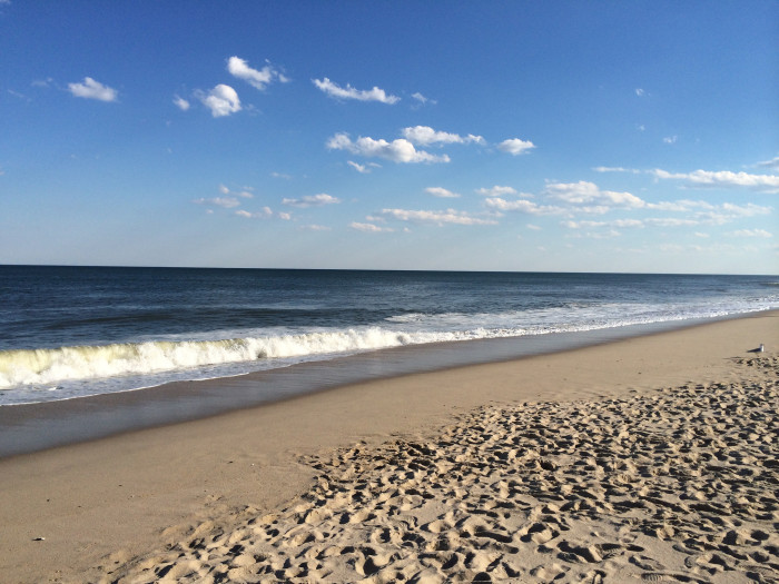 7. New Jersey beaches are dirty.