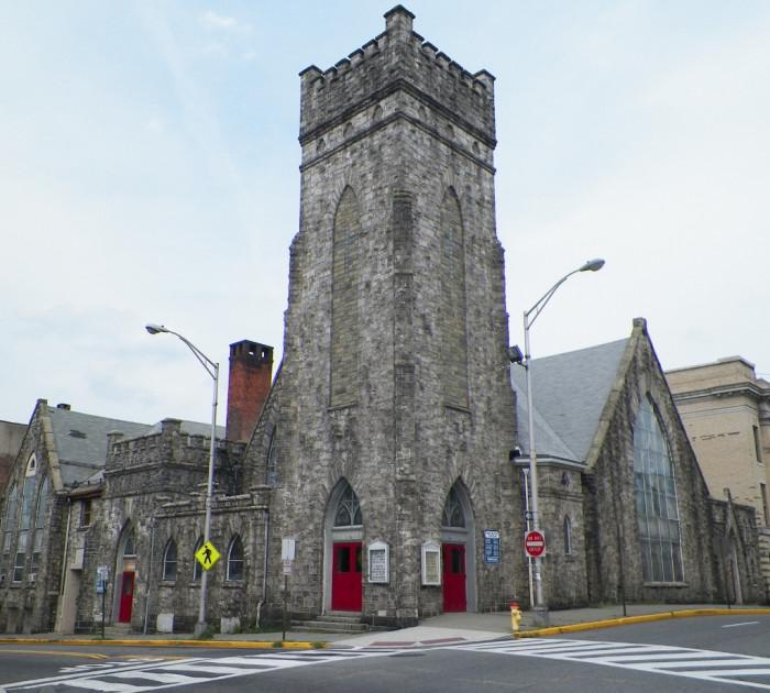 Episcopal Church In Jersey City Nj