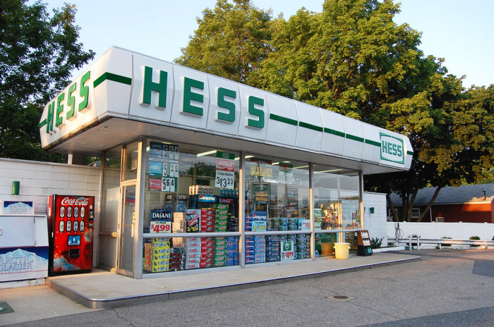 4. The Gas Stations