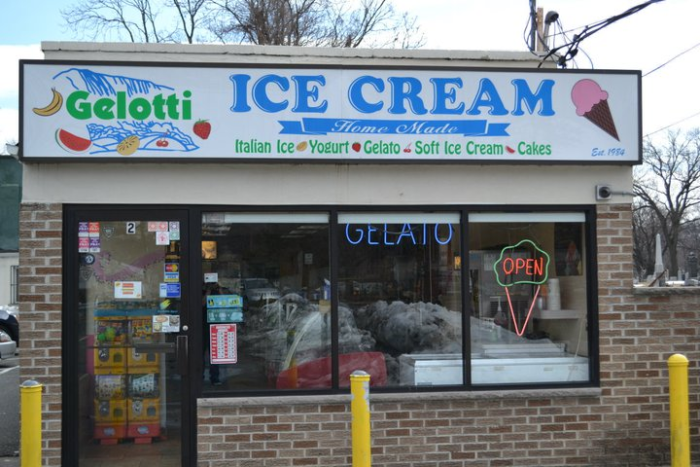 7. Gelotti Ice Cream, Paterson