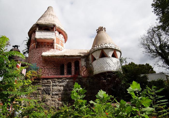 7. Gingerbread Castle, Hamburg