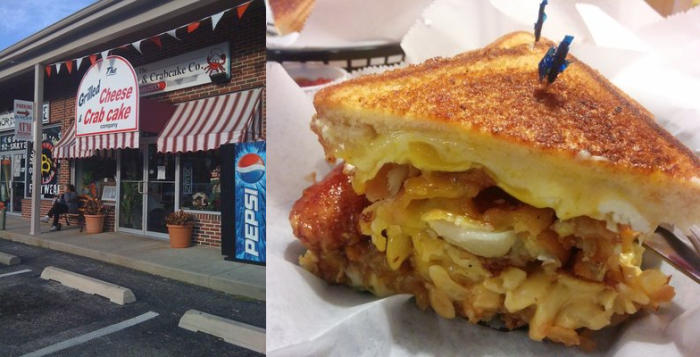 4. The Grilled Cheese & Crab Cake Co., Somers Point