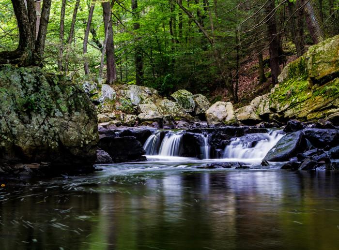 10. Hacklebarney State Park