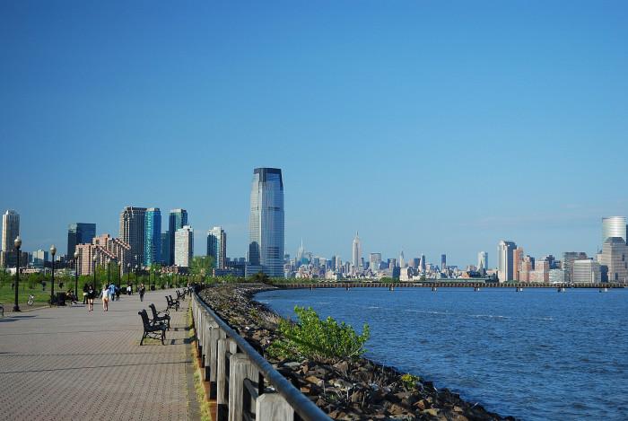 2. Jersey City