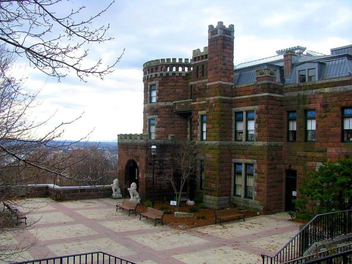 1. Lambert Castle, Paterson