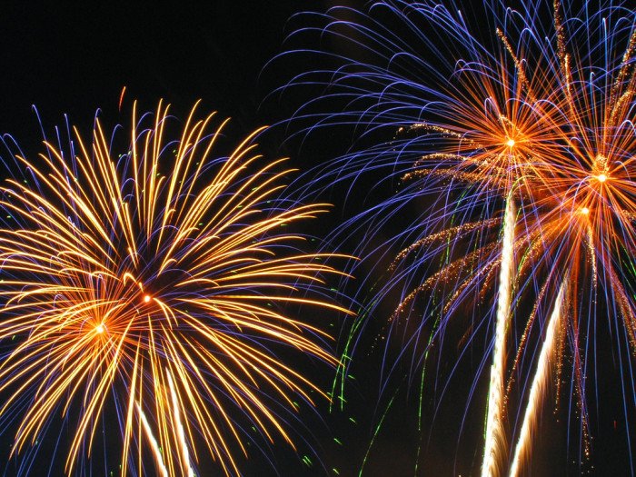 3. Paterson Fireworks Spectacular