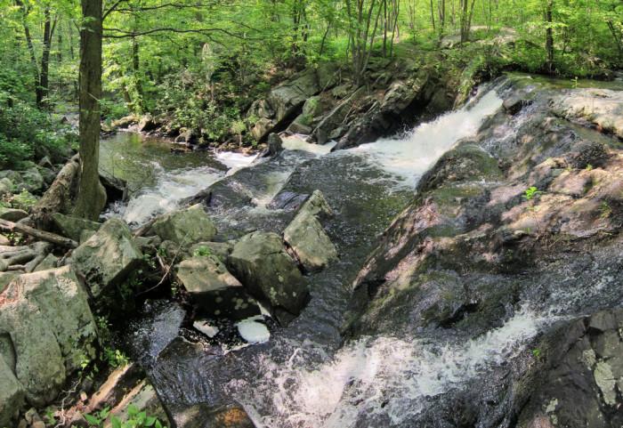11. Posts Brook Falls