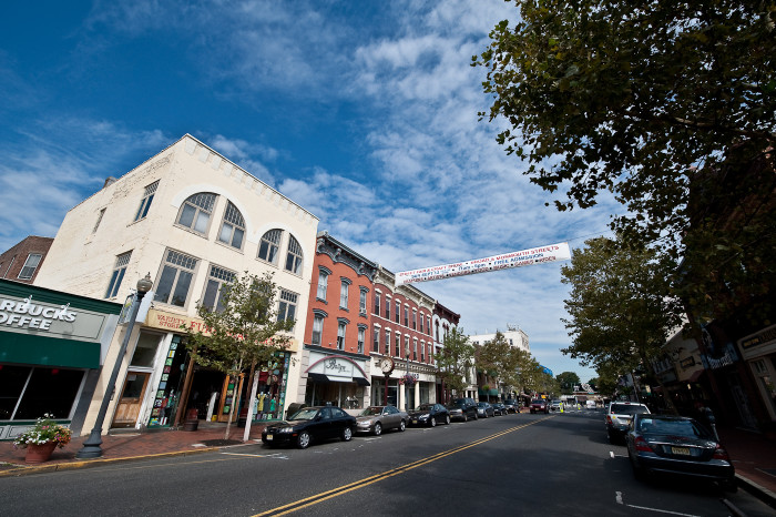 4. Red Bank