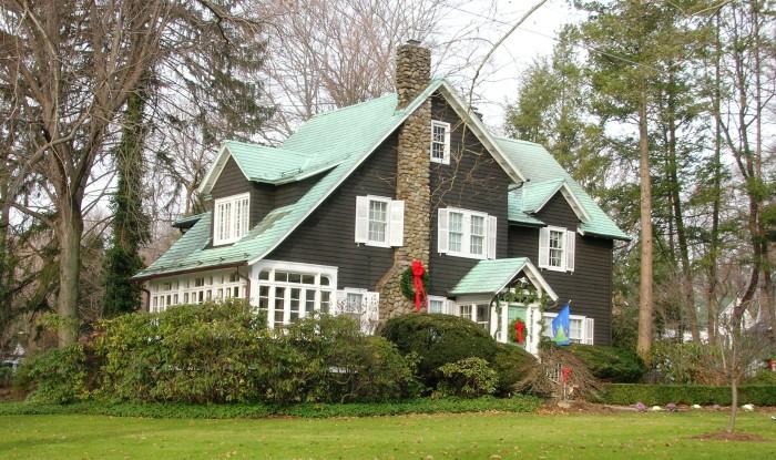 NJ Ridgewood House