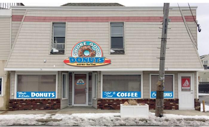 5. Shore Good Donuts