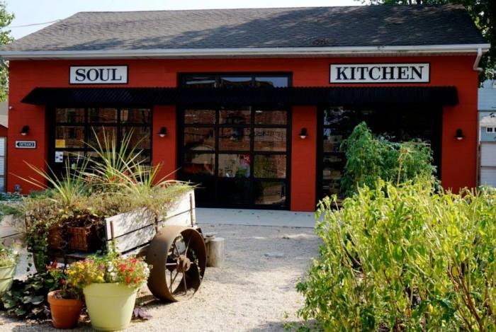 2. JBJ Soul Kitchen, Red Bank