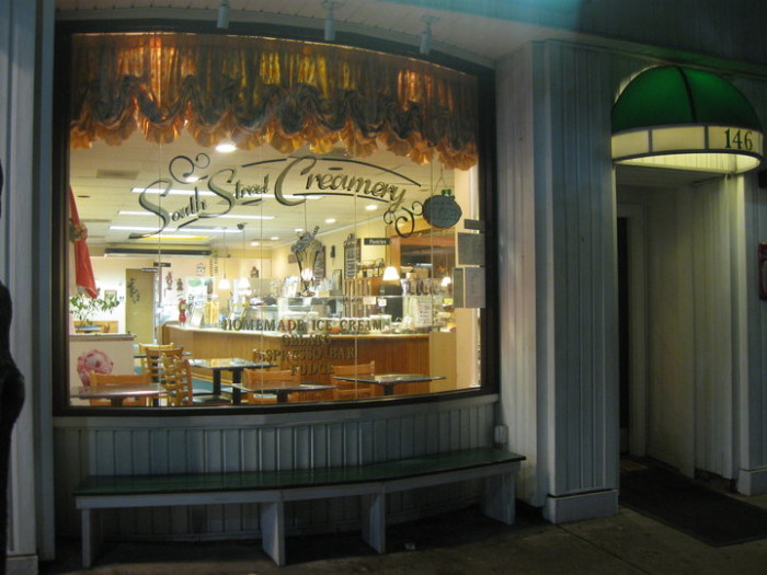 6. South Street Creamery, Morristown