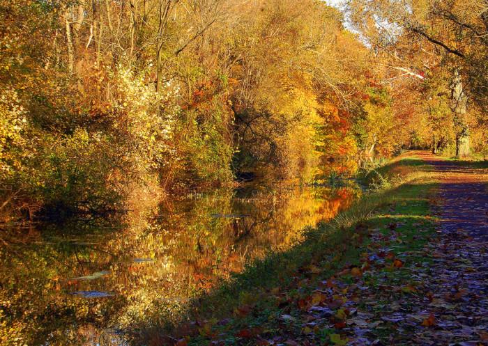 1. Washington Crossing State Park, Hopewell Township