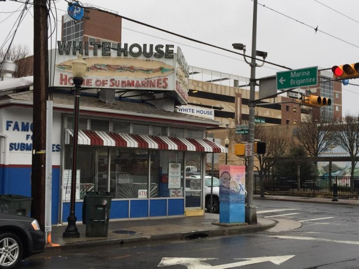 10. White House Sub Shop, Atlantic City