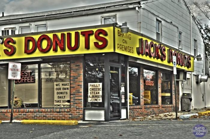 3. Jack's Donuts