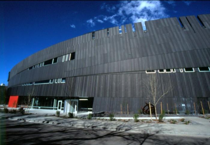 17. Nevada Museum of Art in Reno, Nevada.