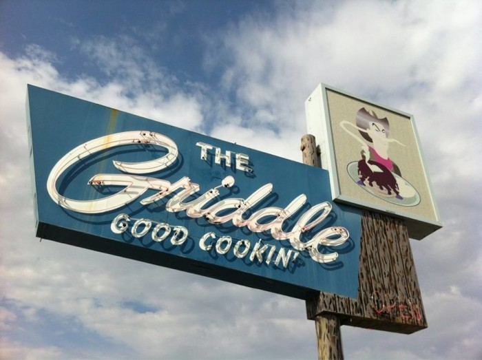 7. The Griddle - Winnemucca