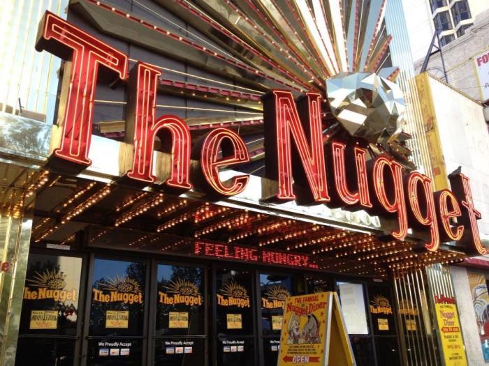 6. Little Nugget Diner - Reno