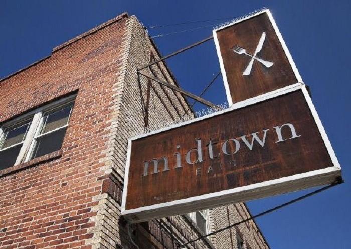 2. Midtown Eats - Reno