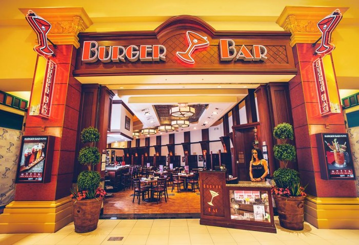 8. Burger Bar - Las Vegas