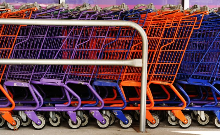 3. In Reno, it's illegal to hide a spray-painted shopping cart in your basement.