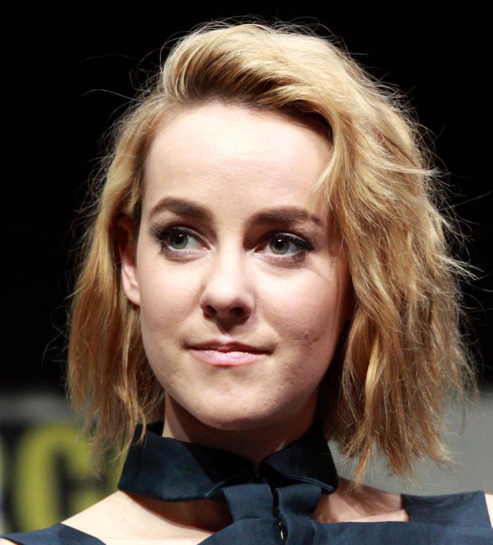 1. Jena Malone - Actress