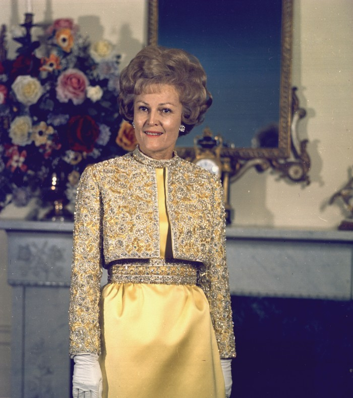 11. Patricia Ryan Nixon - Former First Lady of the United States