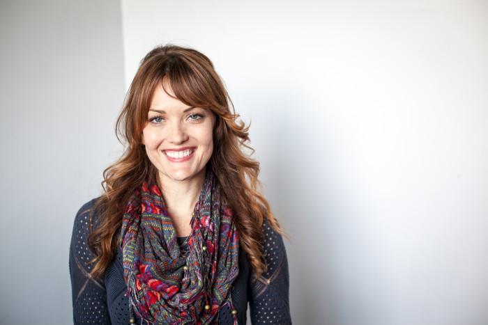 12. Amy Purdy - Professional Snowboarder