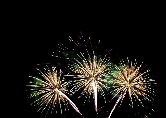 7. July 4th Concert & Fireworks - Ely