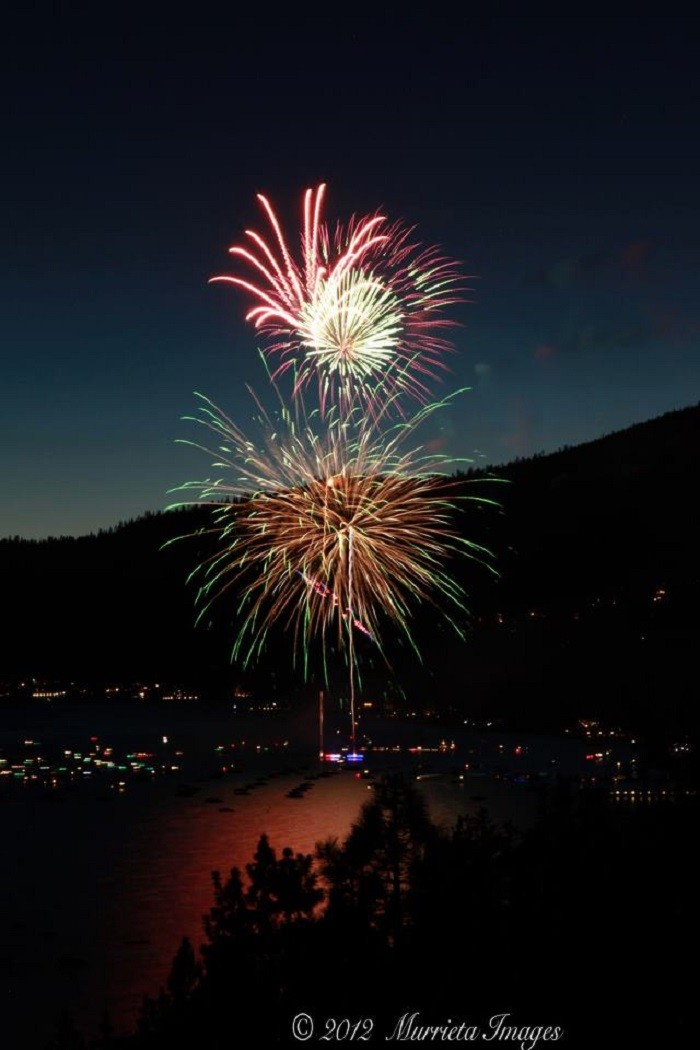 10. Red White and Tahoe Blue - Incline Village