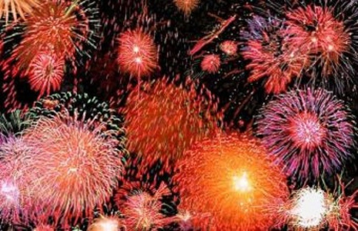 13. Town of Pahrump Fireworks Show 2015