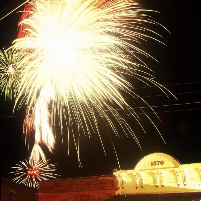 15. Fireworks Spectacular at Miners Park - Virginia City