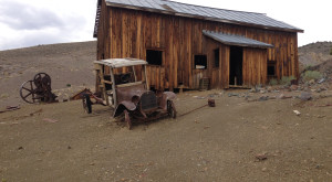 Visit These 12 Creepy Ghost Towns In Nevada At Your Own Risk
