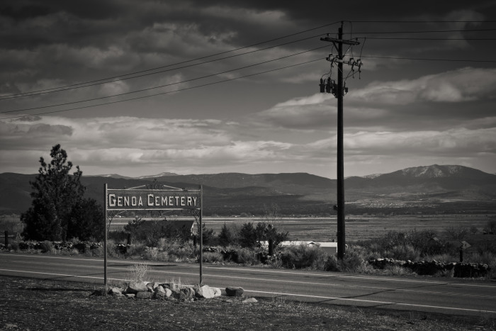 8. Genoa - Douglas County, NV