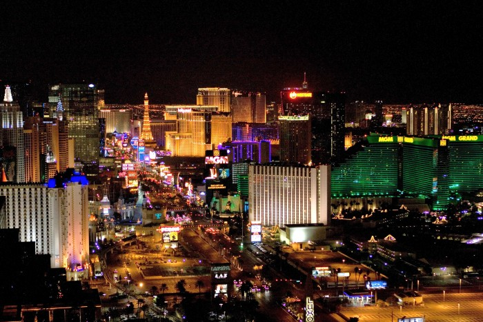 1. Las Vegas Strip
