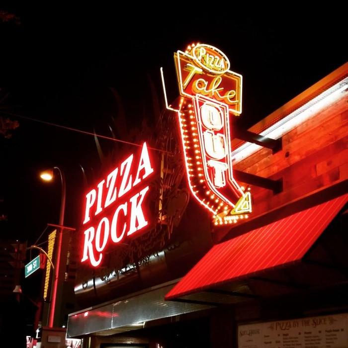 6. Pizza Rock - Las Vegas, NV