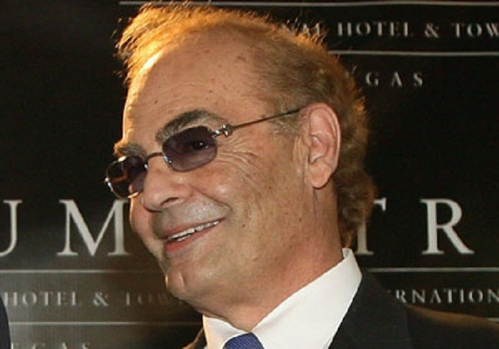 5. Phillip Ruffin - Owner of Treasure Island Las Vegas / Net Worth - $1.86 Billion