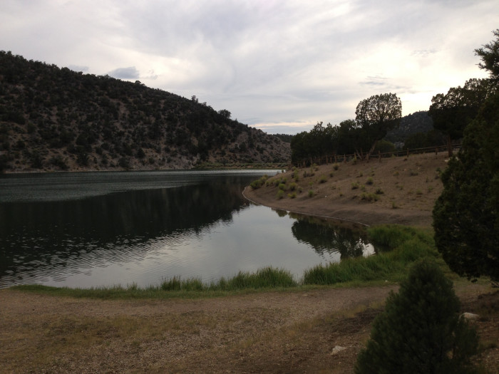 3.) Cave Lake State Park - Ely, Nevada